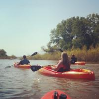 Ark River Float